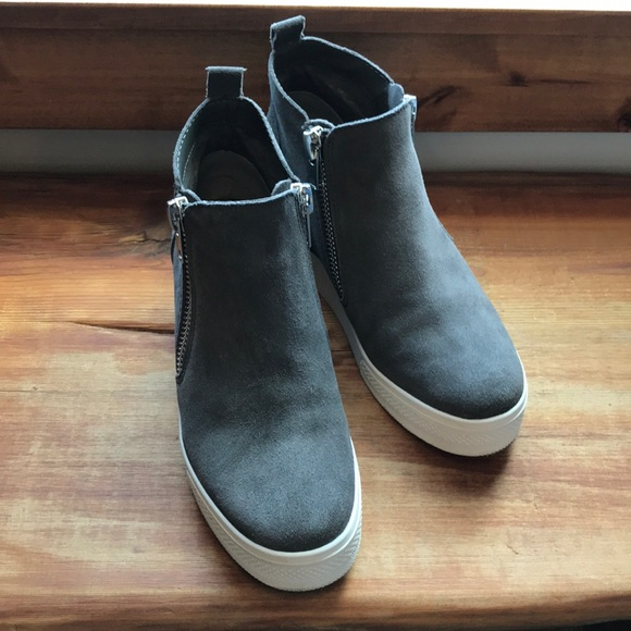 f65082d637c Steve Madden Wedgie Sneaker. M 5b15a210c617775f00c1e687
